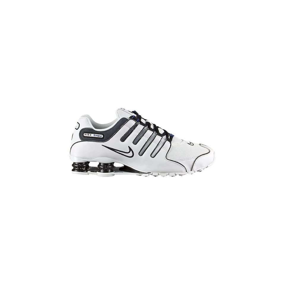 Nike Shox Nz Premium Si 313604 101 Herren Schuhe Weiss [40