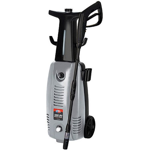 1800 Psi Pressure Washer Flexible Up To 35 Feet, Lightweight & Conveniently Port
