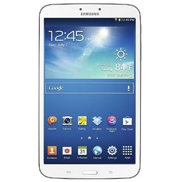 Samsung Galaxy Tab 3 8.0 Tablet (White)