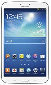 Samsung Galaxy Tab 3 (8-Inch, White) 2013 Model