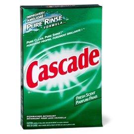 Cascade Powder 45Oz W/Dawn Fresh Scent 3-Pack (Cascade Dishwashing Powder compare prices)
