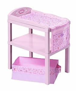 Baby annabell 792377 table langer accessoire pour for Accessoires table a langer