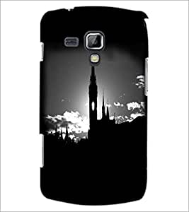 PrintDhaba Tower D-2011 Back Case Cover for SAMSUNG GALAXY S DUOS 2 S7582 (Multi-Coloured)
