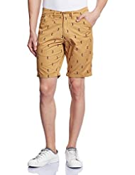 Bare Denim Men's Cotton Shorts