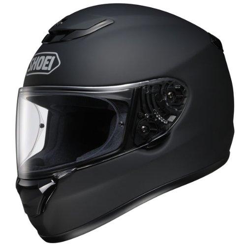 shoei-qwest-plain-negro-mate-casco-de-moto