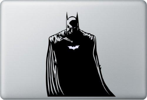 Batman Macbook Decal Vinyl Sticker Mac Book Pro Skins Apple Decals Stickers Laptop Decorative Computer Accesory Electronics Vinyl