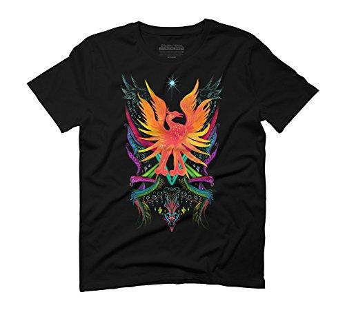 fenix-mens-3x-large-black-graphic-t-shirt-design-by-humans