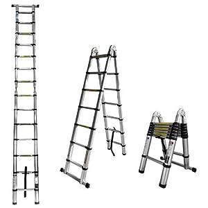 Telescoping ladder reviews