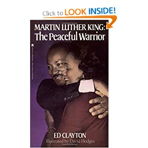 amazoncom martin luther king the peaceful warrior