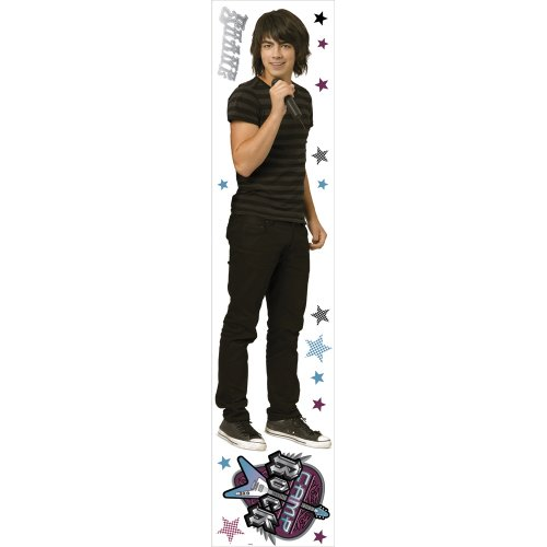 Blue Mountain Wallcoverings 31720501 Camp Rock Life Size Self-Stick Mural - 1