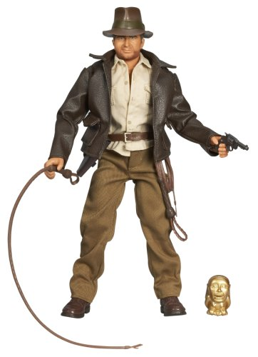 Picture of Hasbro Indiana Jones 12 Inch Figure - Indiana Jones Talking Indy (B000XU8FP4) (Hasbro Action Figures)