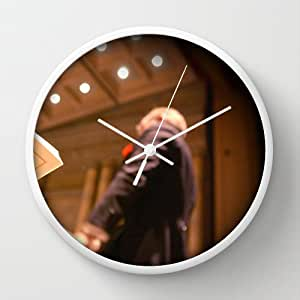 Custom Clocks Art Design Wall Decor Clock