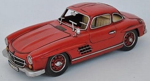Mercedes Benz 300 SL 1950~~The Metal Model of Veteran Car Metal Model of 37295