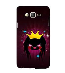EPICCASE Crying demon boy Mobile Back Case Cover For Samsung Galaxy On7 (Designer Case)