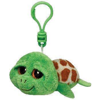 TY Beanie Boo Key Clip Zippy Turtle by Ty - 1