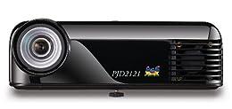 ViewSonic PJD2121 400 Lumens Ultra Portable PICO DLP Projector 2 1LBS