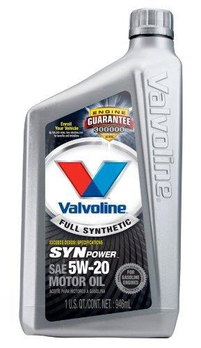 valvoline-synpower-full-synthetic-motor-oil-sae-5w-20-1-quart-bottle-case-of-6-by-valvoline
