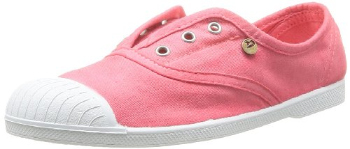 Buggy Shoes Systor, Sneaker unisex bambino, Rot - Rouge (Corail), 34