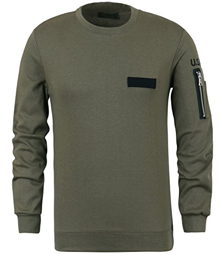 ililily-solid-color-us-army-embroidery-slim-fit-sweatshirt-pullover-jumper-top-tshirts-367-1-xl