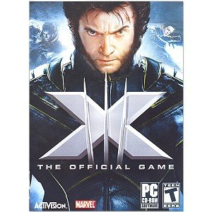 X-men Iii - The Official Game Video Game For Pc by Activision Inc.