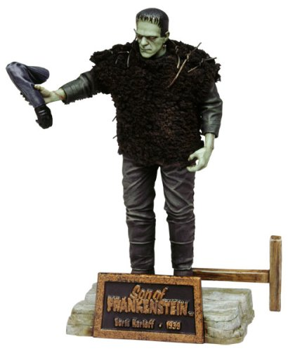 Buy Low Price Sideshow Universal Monsters Son of Frankenstein 8in Action Figure Boris Karloff (B001EN4HQA)