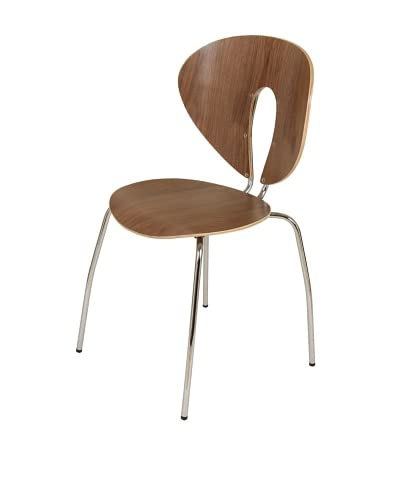 Control Brand The Ripley Bentwood Chair, Walnut