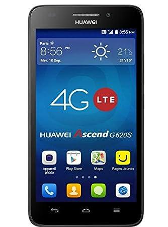Huawei Ascend G620S Noir