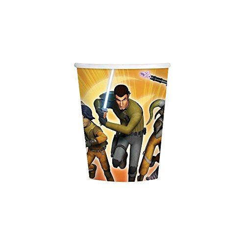 Star Wars Rebels 9oz Cups (8 Pack)