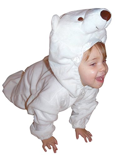 Fantasy World Boy's F24 Polar Bear Costume 3t
