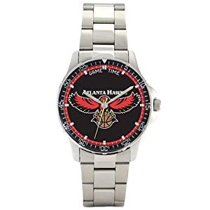 NBA Mens BC-ATL Atlanta Hawks Coach Series Watch by Game Time