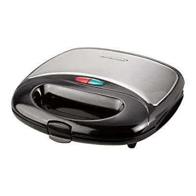 BRENTWOOD TS243 Brentwood Waffle Maker (Stainless Steel/Black) from BRENTWOOD