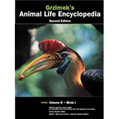 Grzimek's Animal Life Encyclopedia (Grzimek's Animal Life Encyclopeida)