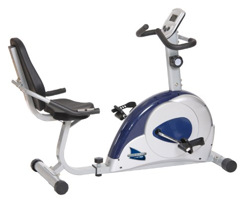 Body Max Magnetic Recumbent Bike