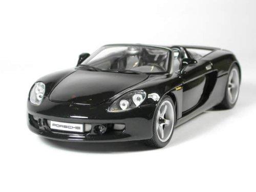 2004 Porsche Carrera GT diecast model car 1:18 scale die cast by Maisto