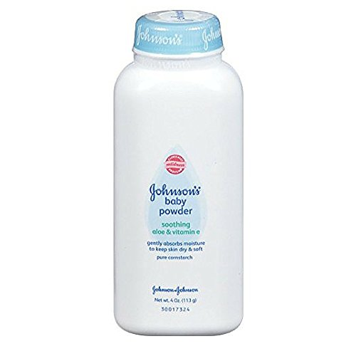 Baby Products Johnson's Baby Powder, Pure Cornstarch With Al