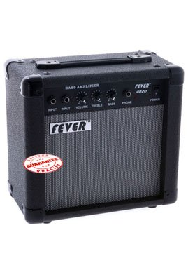 Fever 20 Watts Bass Amplifier