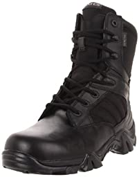 Bates Men\'s GX-8 Gore-Tex S Zip Insulated Waterproof Boot, Black, 9 M US