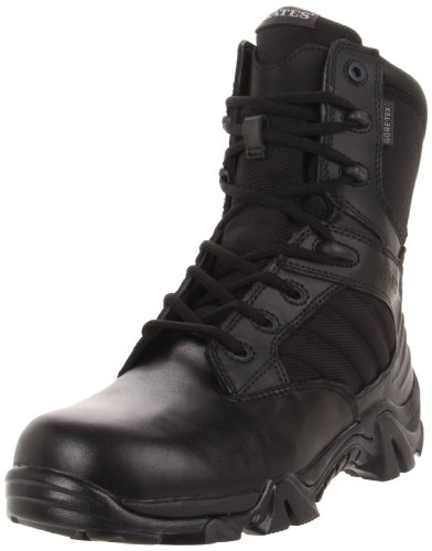 Bates Men's GX-8 Gore-Tex S Zip Insulated Waterproof Boot, Black, 12 XW US (Insulated Work Shoes For Men compare prices)
