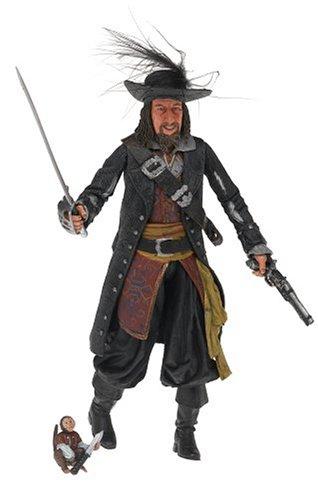 NECA Pirates of the Caribbean Action Figure Series 1 Capt. Barbossa