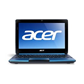 Acer Aspire One AOD270-1679 10.1-Inch Netbook (Aquamarine)