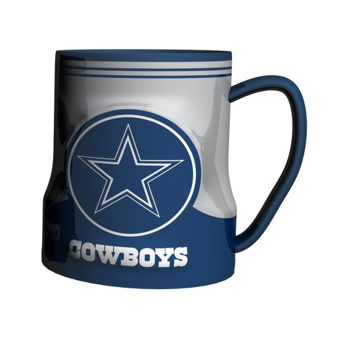 NFL Dallas Cowboys Coffee Mug, 18-Ounce