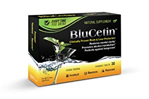 BluCetin Natural Hangover Protection BC01