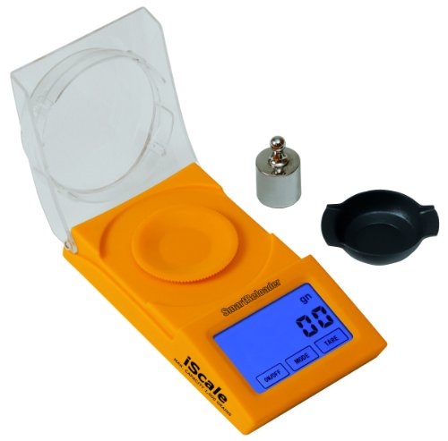 SmartReloader iScale Reloading Digital Touch Screen Powder Scale