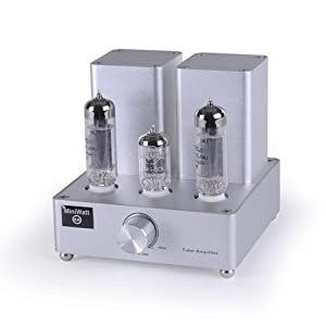 Miniwatt N3 Tube Amplifier - Silver