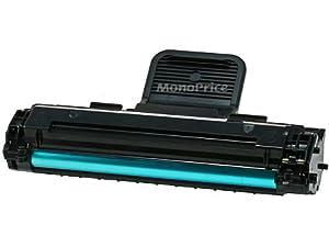 Monoprice 109146 MPI Compatible Samsung ML-1610/ML-2010D3/SCX-4521D3 and Dell 1100 Laser/Toner, Black