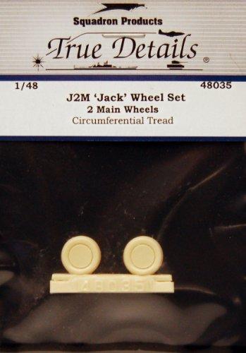 True Details J2M 'Jack' Wheel Set
