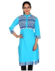 Rajrang Ethnic Dress Kurta Tunics Long Kurti Top Size M