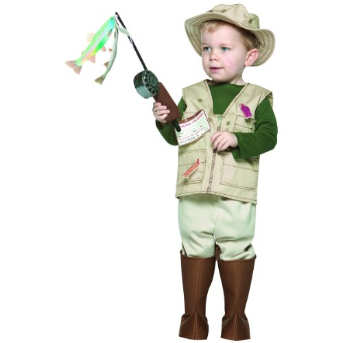 Fisherman Costume Toddler Boy - Small