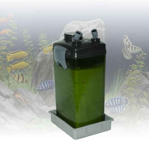 Gallon filter pump august 2011 for Fish tanks cheap
