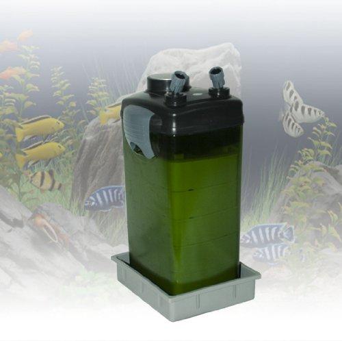 New External 5 Stage Canister Filter Pump Fish Tank Aquarium
